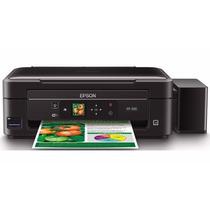 Impresora Epson Xp320 Mejor Q La L210 L355 L455 Factura Fis