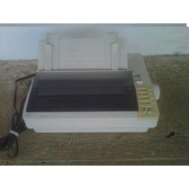 Impresora Matrix Printer Marca Citizen Gsx-190 No Enciende N