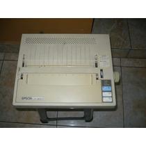 Impresora Matricial Epson Lx-800 Sin Carro De Papel Continuo