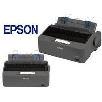 Impresora Epson Lx 350 - Matriz De Punto - Nuevas Y Selladas