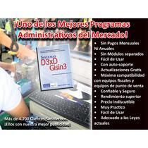 Software Administrativo Gisin3 Factura-ventas-inventarios