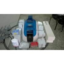Impresora De Carnets Pvc Nueva