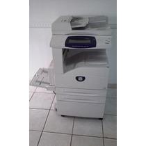 Impresora Multifuncional Xerox Wc M123 Monocromatica Usada