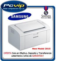 Impresora Samsung Ml 2165 Laser Importada New Modelo 2015