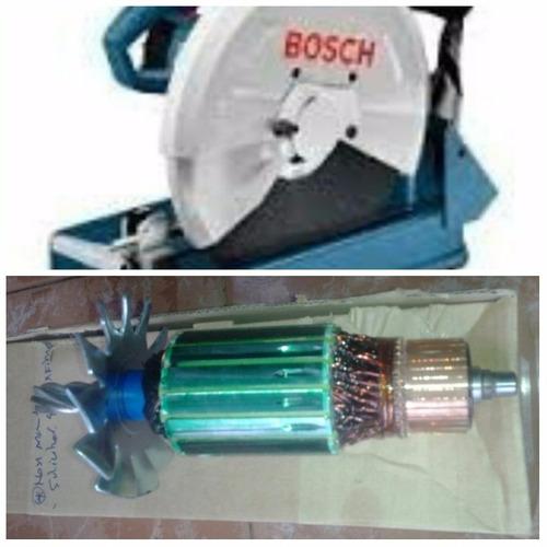 Inducidos De Tronzadoras Bosch Servicios De Reparacion