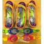 Lentes De Natación Aquatek Modelo Slider Jr