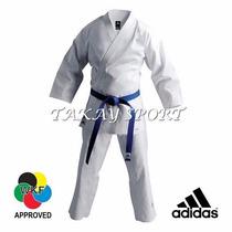 Karategui Adidas Master Wkf Talla 190 Uniforme Karate Kumite