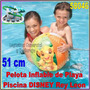 Pelota Inflable Disney Rey Leon 51cm Diametro 58046 Playa Pi