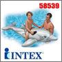 Flotador Inflable Delfin Grande 58539 2 Niños (2 Asientos)