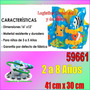 Chaleco Inflable Salvavidas De Seguridad Intex 59661