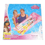 Flotador Inflable Balsa Niñas Disney Princesa 122cm Nuevo