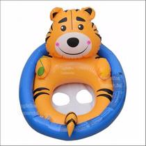 Flotador Con Orificios Para Los Pies Bebe Animalitos 34058