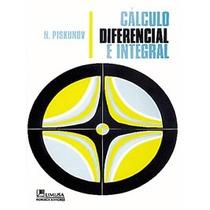 Calculo Diferencial E Integral, Piskunov, Nuevo