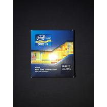 Procesador Intel Core I3-3220 3.30 Ghz 3mb Cache Lga1155