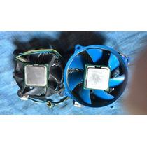 Procesadores Socket 775 Dual Core + Fancooler