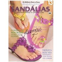Revistas De Manualidades Para Elaborar Sandalias Decoradas
