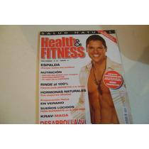 Revista Health & Fitness. Para Hombres No. 33.salud Natural
