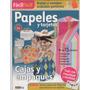 Tres (3) Revistas Para Manualidades Con Cajitas Y Bolsas