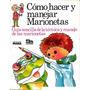 Libro Como Hacer Marionetas