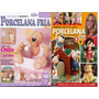 Colección De 16 Revistas De Modelado De Porcelana Fria