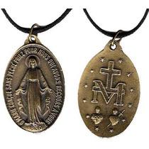 Original Medalla De La Virgen Milagrosa De Paris