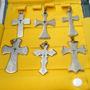 Dijes Cruz Caballero Mayor Crucifico