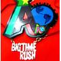 Big Time Rush Logo Acero Artistas Online
