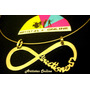 Collares One Direction Infinito Acero Artistas Online