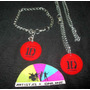 Combo Collares Y Pulseras One Direction