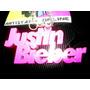 Cadenas Justin Bieber Morado Artistas Online