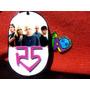 Ross Lynch R5 Dijes Resina Cristal Artistas Online