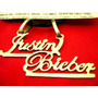 Dijes Colgantes Collares Justin Bieber Artistas Online