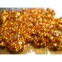 Materiales Bisuteria Bolas Fuego Shambalas Cristal Checo 8mm