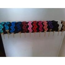 Pulseras De Moda (cordón, Piel De Serpiente, Cuero, Ligas)