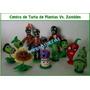 Centros De Torta De Plantas Vs. Zombies