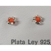 Zarcillos Abridor De Plata Ley 925 Con Piedras