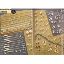 Zarcillos Diamantados Plata 925 Referencia 494 Mimi Joyeria