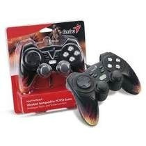 Gamepad Genius Maxfire Blaze3 Vibration Pc/ Ps3 Zettabyte