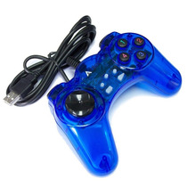 Game Pad Usb Usb 2.0 Pc Laptop Turbo 17 Botones Nuevo Agiler