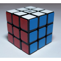 Cubo Rubik 3x3 Moyu Sulong Negro Profesional Velocidad