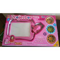 Proyector Infantil Para Niña... Juguete Didactico