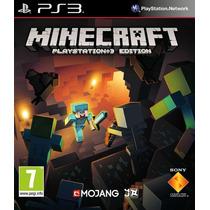 Juego Ps3 Minecraft Totalmente Nuevo Original Y Sellado