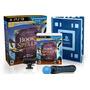 Wonderbook Ps3 + Kit Playstation Move Ps3 + Base Cam Nuevo