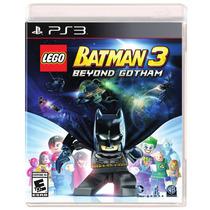 Juego Lego Batman 3 Para Ps3 (fisico) Nuevo Y Sellado!!