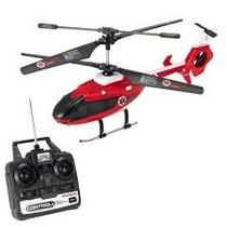 Helicóptero Control Remoto Infrarrojo Recargable Luces Nuevo
