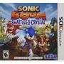 Juego Sonic Boom Nintendo 3ds Original Nuevo