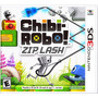 Juego Chibi-robo Nintendo 3ds Original Nuevo