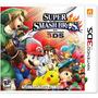 Super Smash Bros 3ds Nuevo Y Sellado Entrega Inmediata