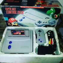 Nintendo Nes Control Deck, Super Nintendo Jr