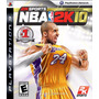 Ps3 Nba 2k10. Baloncesto Playstation 3 Tambien Mlb, Fifa